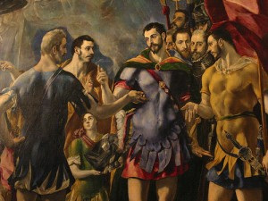 El Greco The Martydom of St Maurice and the Theban